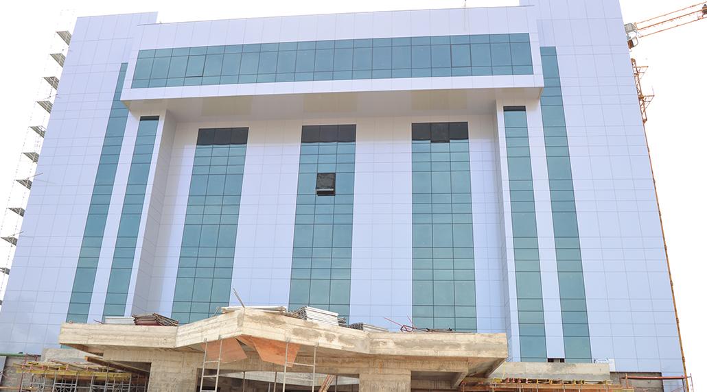 Caisse des Dépôts et Consignation du Gabon Headquarter  1