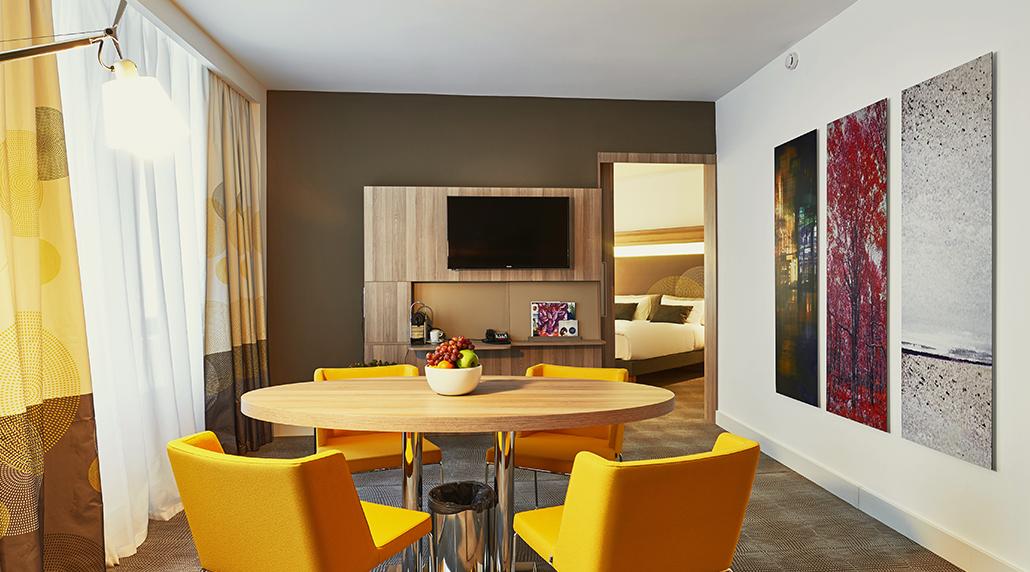 NOVOTEL HOTEL  12