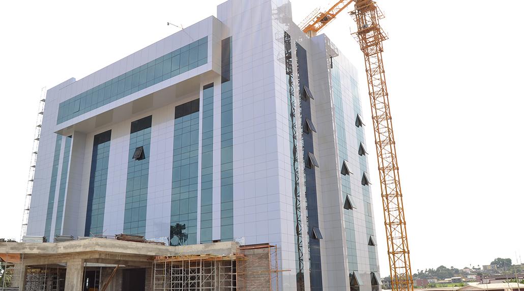 Caisse des Dépôts et Consignation du Gabon Headquarter  7