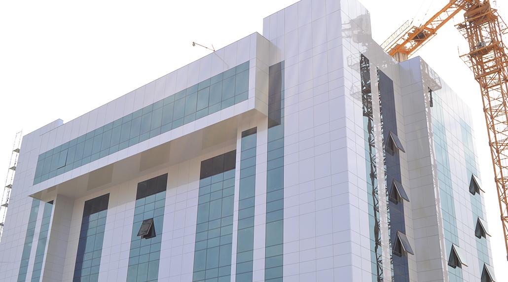 Caisse des Dépôts et Consignation du Gabon Headquarter  5