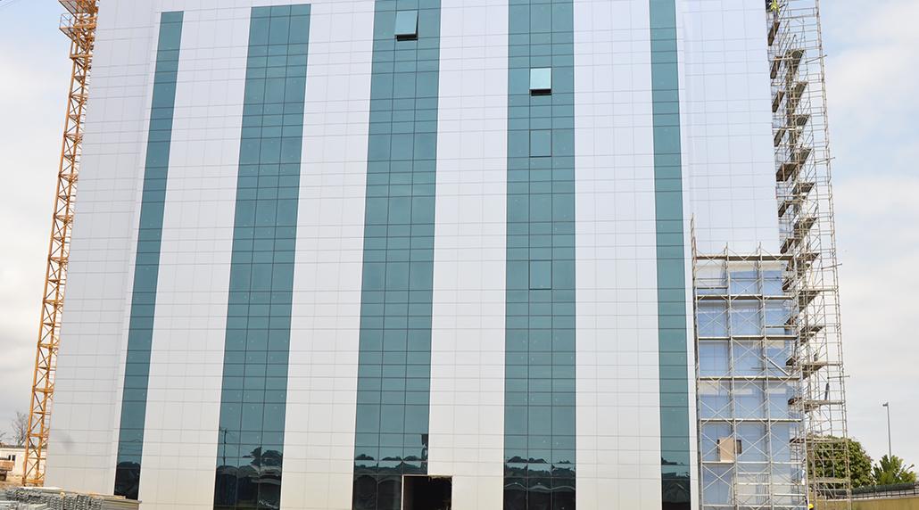 Caisse des Dépôts et Consignation du Gabon Headquarter  4
