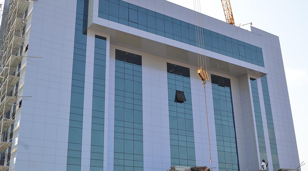 Caisse des Dépôts et Consignation du Gabon Headquarter  3