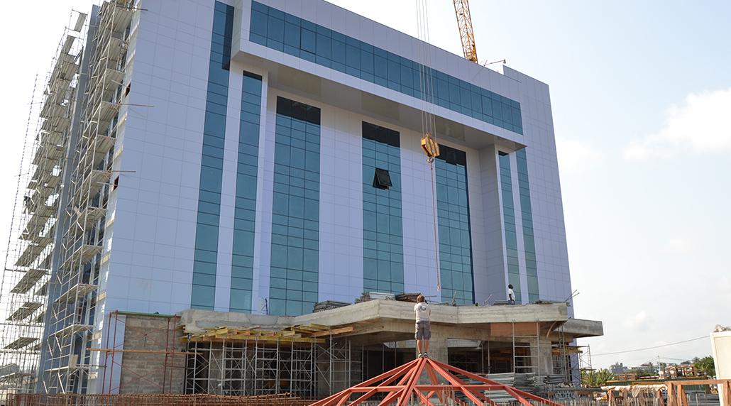 Caisse des Dépôts et Consignation du Gabon Headquarter  2