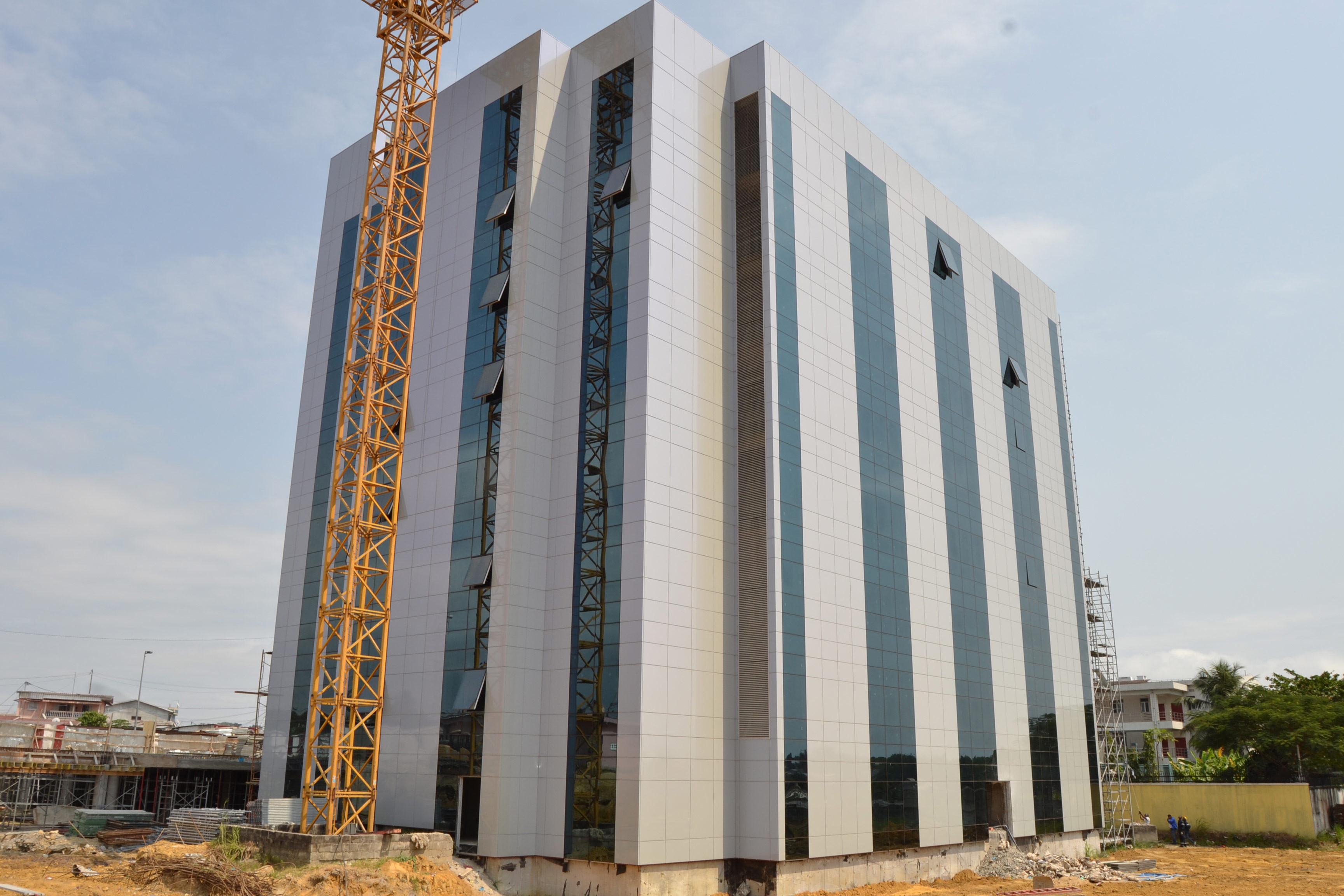 Caisse des Dépôts et Consignation du Gabon Headquarter